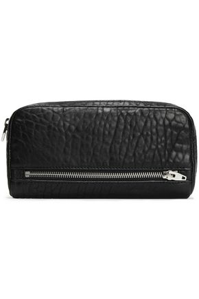 ALEXANDER WANG Textured-leather wallet