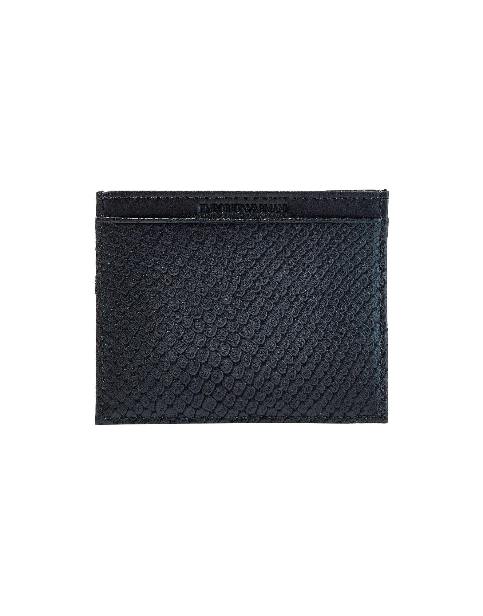 цена EMPORIO ARMANI Бумажник онлайн в 2017 году