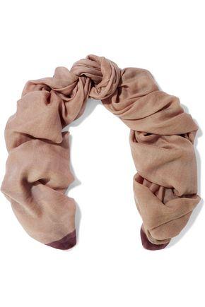 BRUNELLO CUCINELLI カシミヤ スカーフ