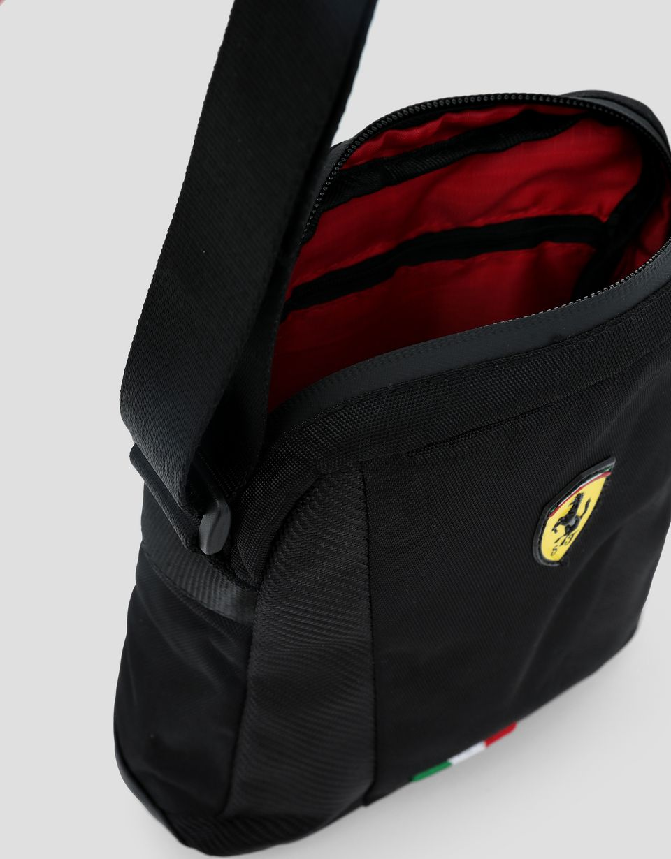 Scuderia Ferrari Online Store - Scuderia Ferrari crossbody bag - Men's Bags