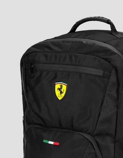 Scuderia Ferrari Online Store - Large Scuderia Ferrari backpack - Regular Rucksacks