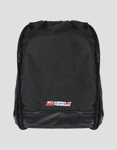 Scuderia Ferrari drawstring backpack