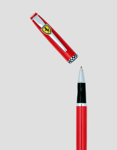 Scuderia Ferrari Online Store - Red Monaco rollerball pen - Ballpoint Pens
