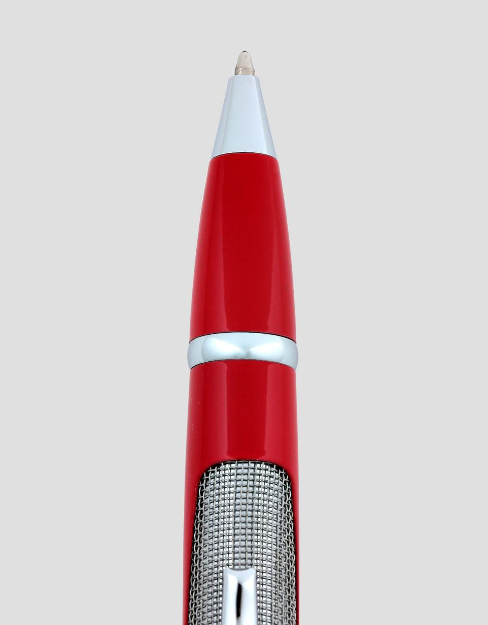 Scuderia Ferrari Online Store - Red Fiorano ballpoint pen - Ballpoint Pens
