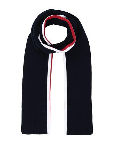 Купить Мужской шарф  темно-синего цвета