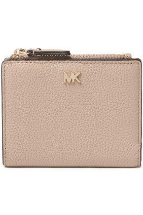 MICHAEL MICHAEL KORS Money Pieces textured-leather wallet