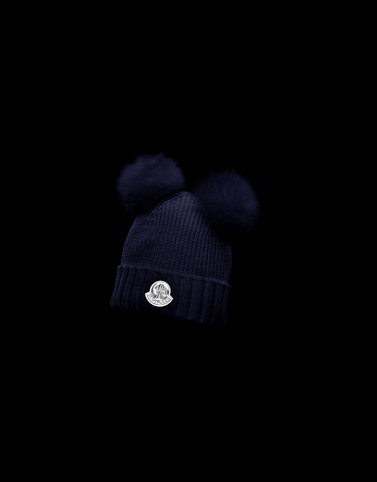 HAT Dark blue Junior 8-10 Years - Girl