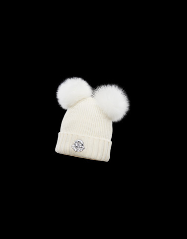 HAT White Kids 4-6 Years - Girl Woman