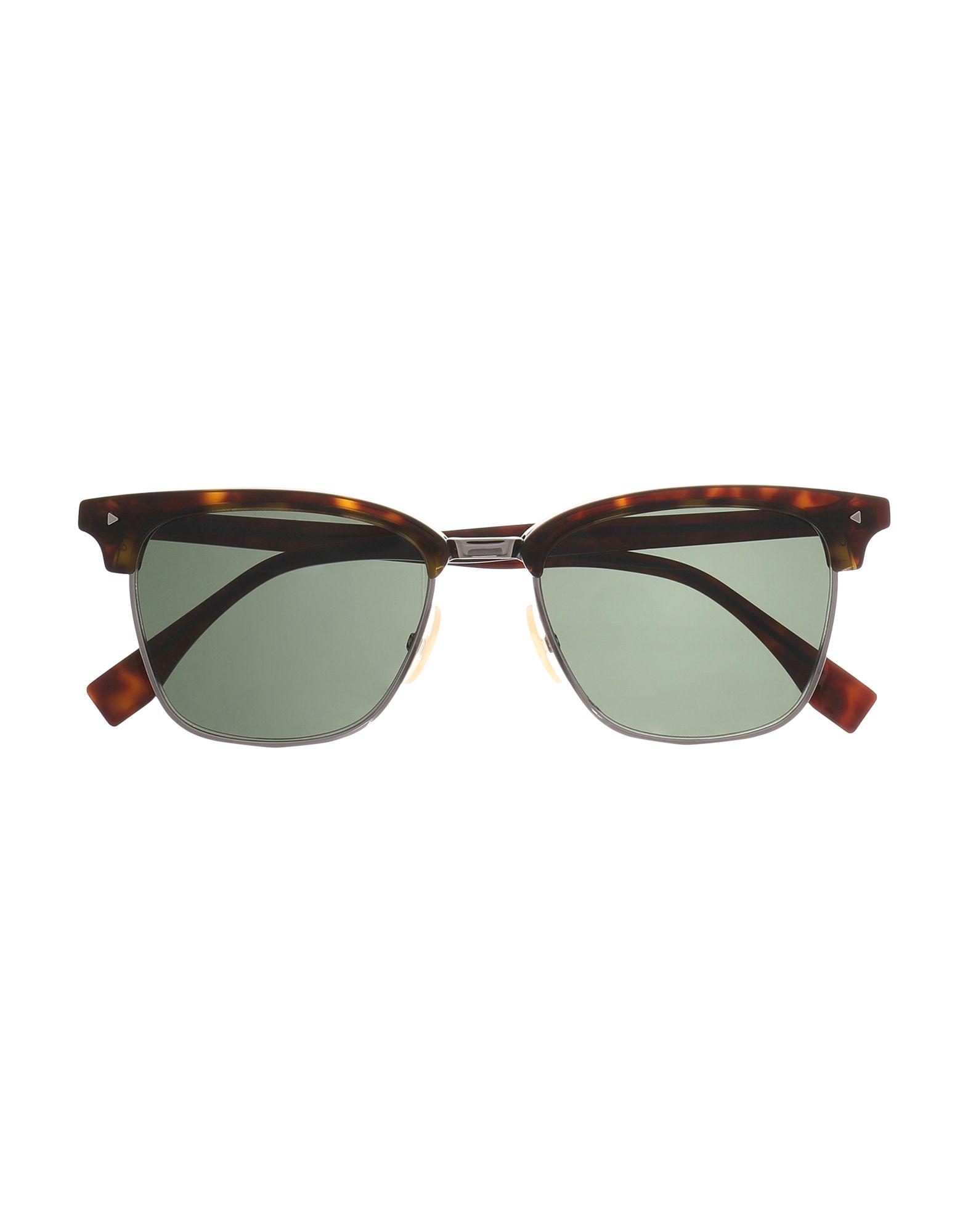 FENDI Солнечные очки очки рисунок