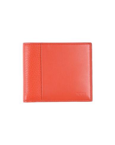 Фото - Бумажник кораллового цвета