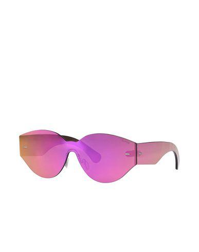 Фото - Солнечные очки от SUPER by RETROSUPERFUTURE фиолетового цвета