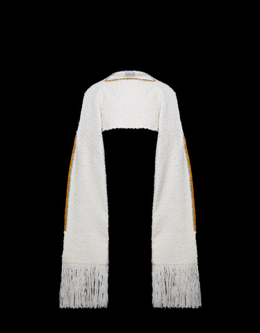 SCARF White New in