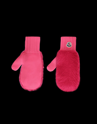 GLOVES Fuchsia Category Gloves
