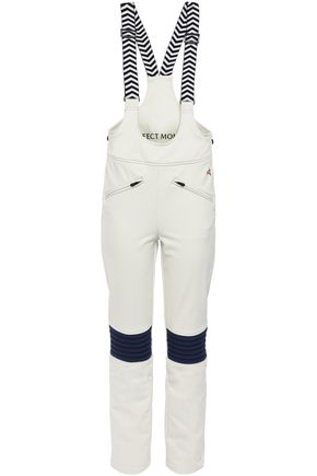 PERFECT MOMENT Quilted shell ski suit