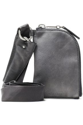 RICK OWENS Leather wallet