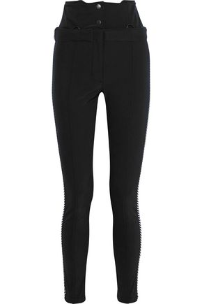 PERFECT MOMENT Convertible shell slim-leg ski pants