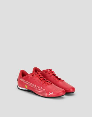 Scuderia Ferrari Online Store - Кроссовки Puma Scuderia Ferrari Drift Cat 5 Ultra II - Active Sport Shoes