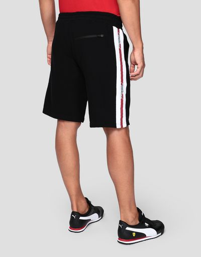 Men's shorts in French Terry