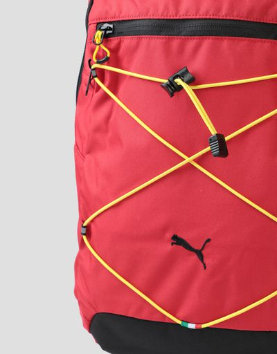 Scuderia Ferrari Online Store - Puma SF Fanwear backpack - Regular Rucksacks