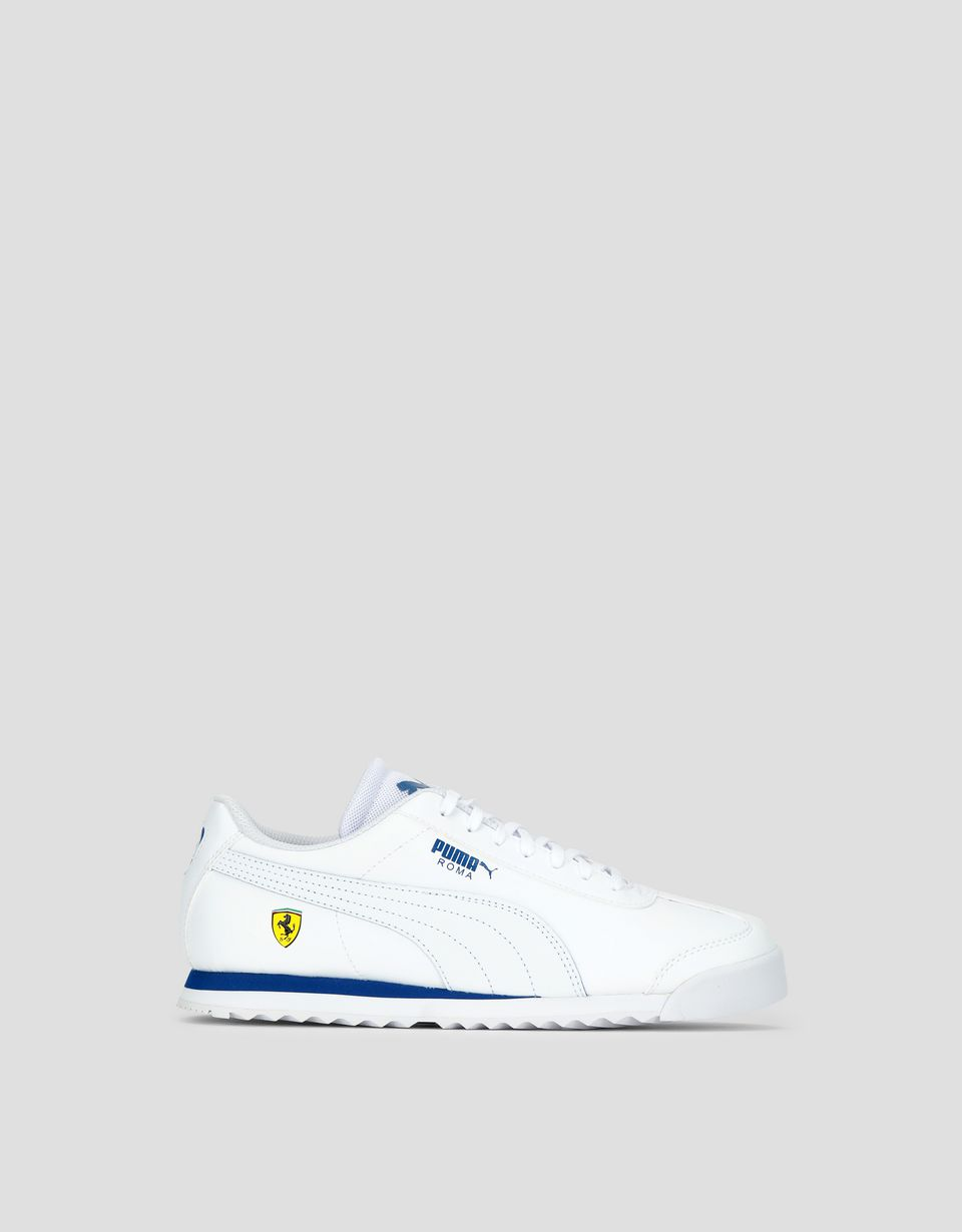 Scuderia Ferrari Online Store - Puma SF Roma kids shoes - Active Sport Shoes