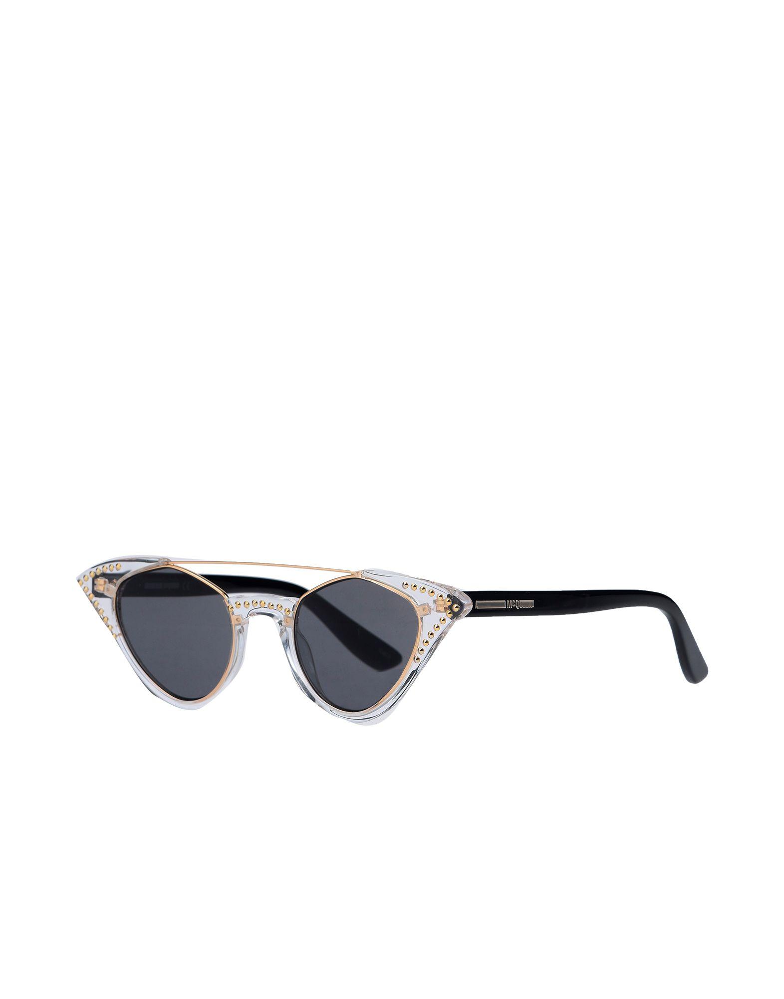 McQ Alexander McQueen Солнечные очки mcq alexander mcqueen солнечные очки