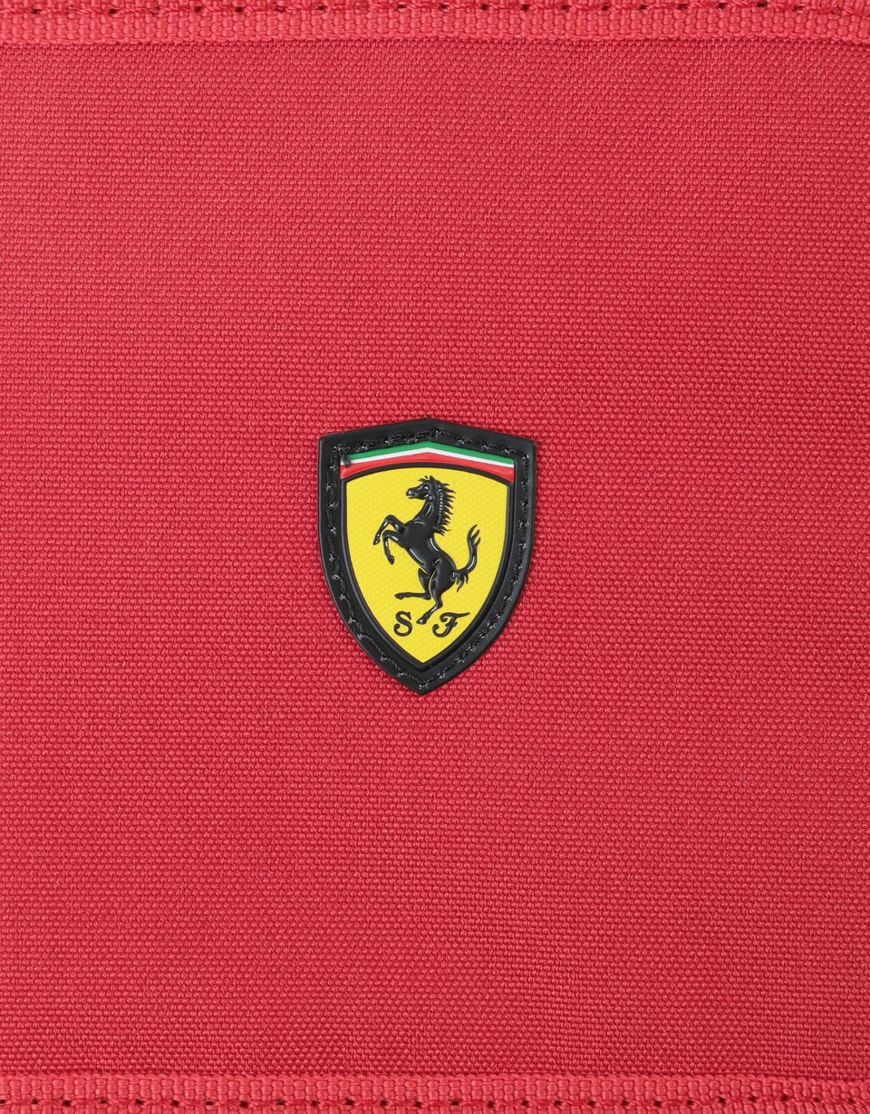 Scuderia Ferrari Online Store - Portafoglio Puma con Scudetto Ferrari - Portafogli Orizzontali