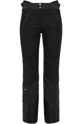 KJUS Freelite jersey-trimmed slim-leg ski pants