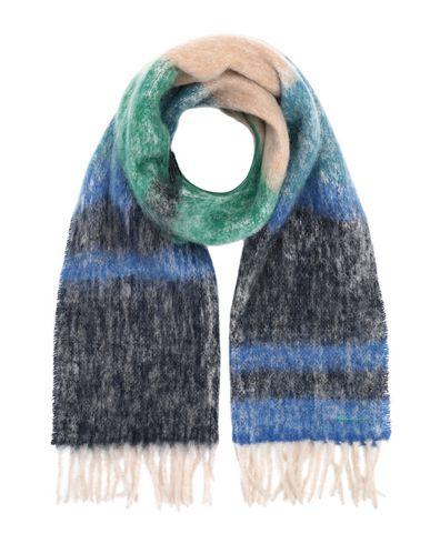 Купить Женский шарф  темно-синего цвета