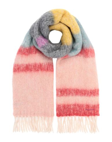 Купить Женский шарф  розового цвета