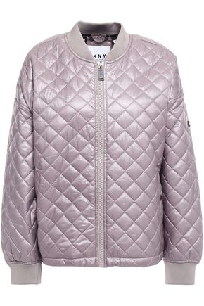 DKNY Quilted shell down jacket