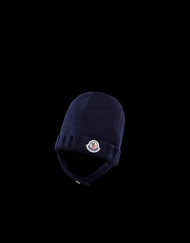 HAT Dark blue Baby 0-36 months - Girl