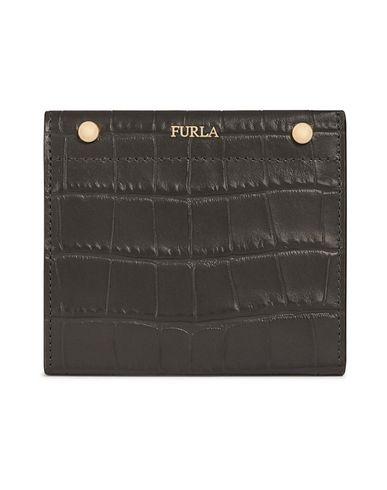 Купить Бумажник серого цвета