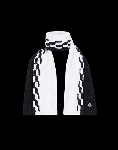 SCARF Black Category Scarves Woman