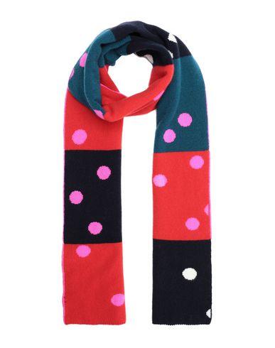 Купить Женский шарф  красного цвета