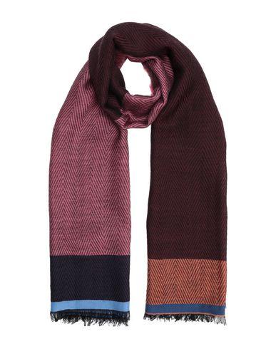 Купить Женский шарф  красно-коричневого цвета
