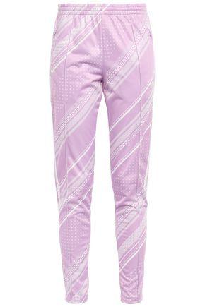 ADIDAS ORIGINALS Maubri printed stretch-jersey track pants