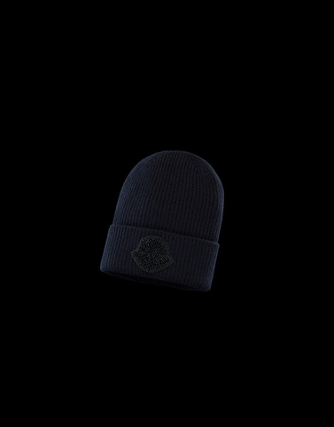 HAT Black Category BEANIES Woman