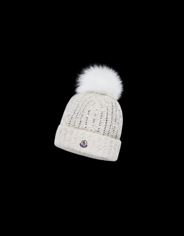HAT Ivory Category BEANIES