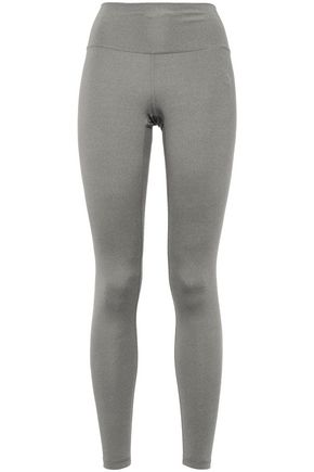 ADIDAS Mélange stretch leggings