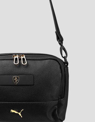 Scuderia Ferrari Online Store - Puma Scuderia Ferrari mini handbag - Tote Bags