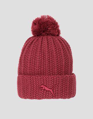 Scuderia Ferrari Online Store - Puma 法拉利车队毛线球针织帽 - 毛线帽