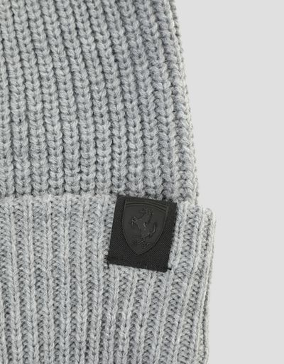 Scuderia Ferrari Online Store - Puma Scuderia Ferrari knit cap - Beanie Hats