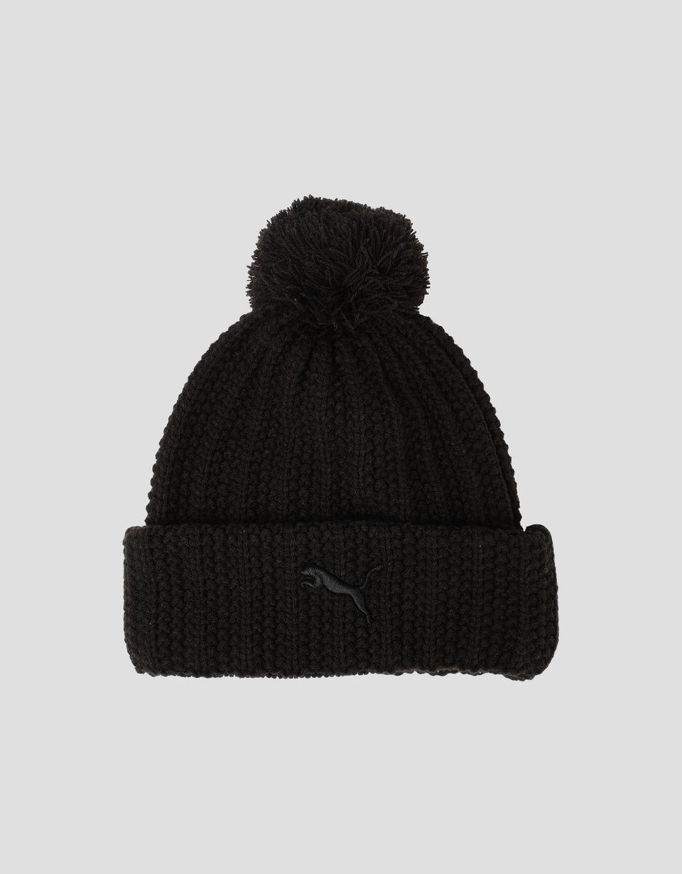 Scuderia Ferrari Online Store - Puma 法拉利车队 毛线球针织帽 - 毛线帽