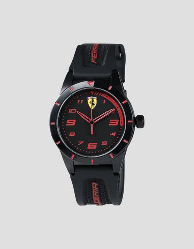 Kids RedRev watch with LaFerrari model