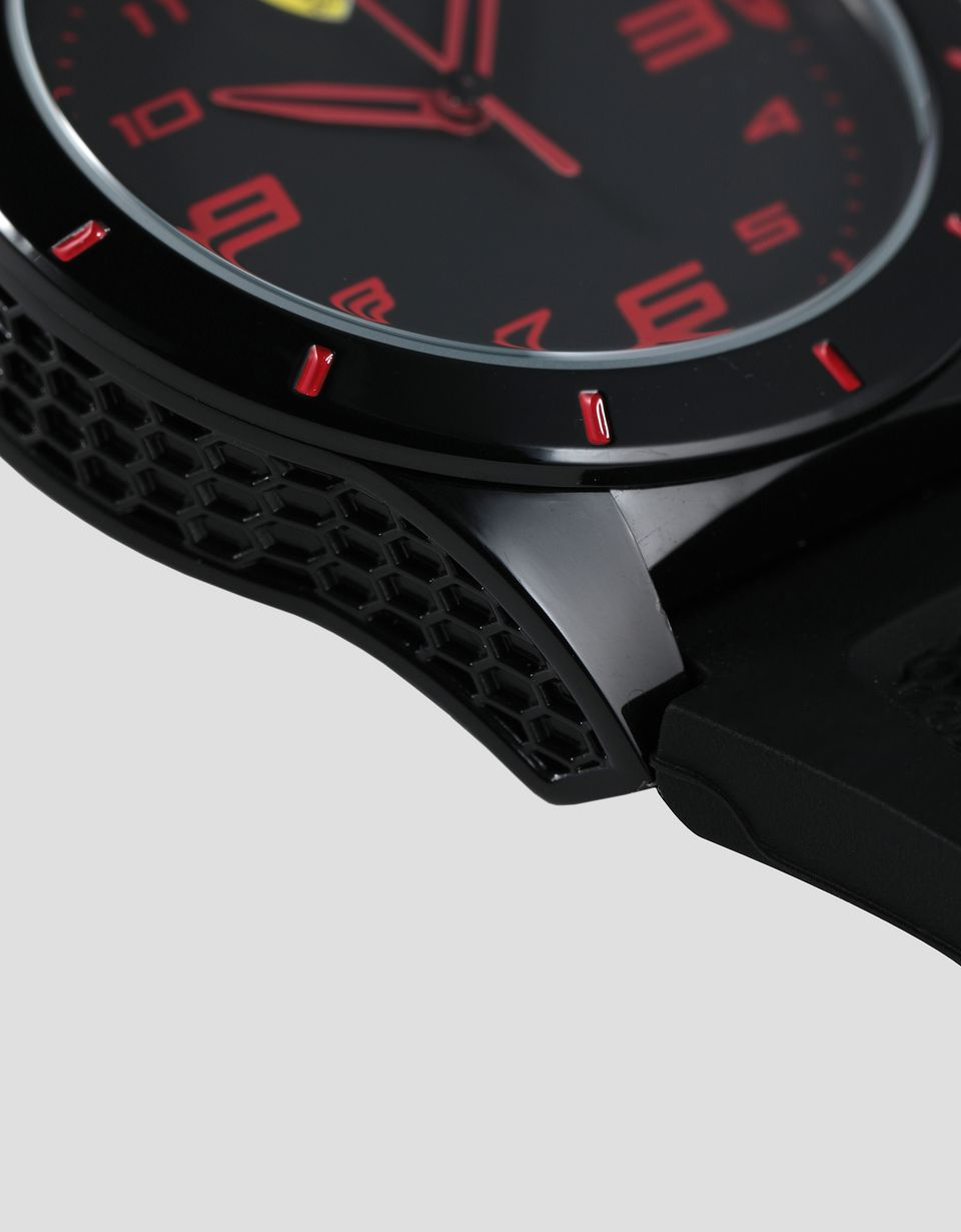 Scuderia Ferrari Online Store - Orologio RedRev bambino con modellino LaFerrari - Orologi al Quarzo