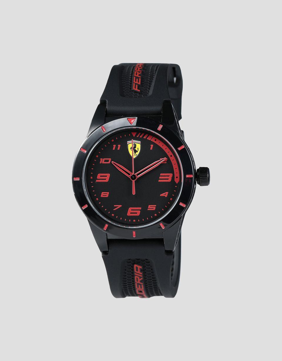 Scuderia Ferrari Online Store - RedRev キッズウォッチ LaFerrari ミニモデルカー付き - クオーツ時計