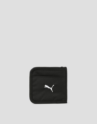 Puma Scuderia Ferrari Wallet with Ferrari Shield