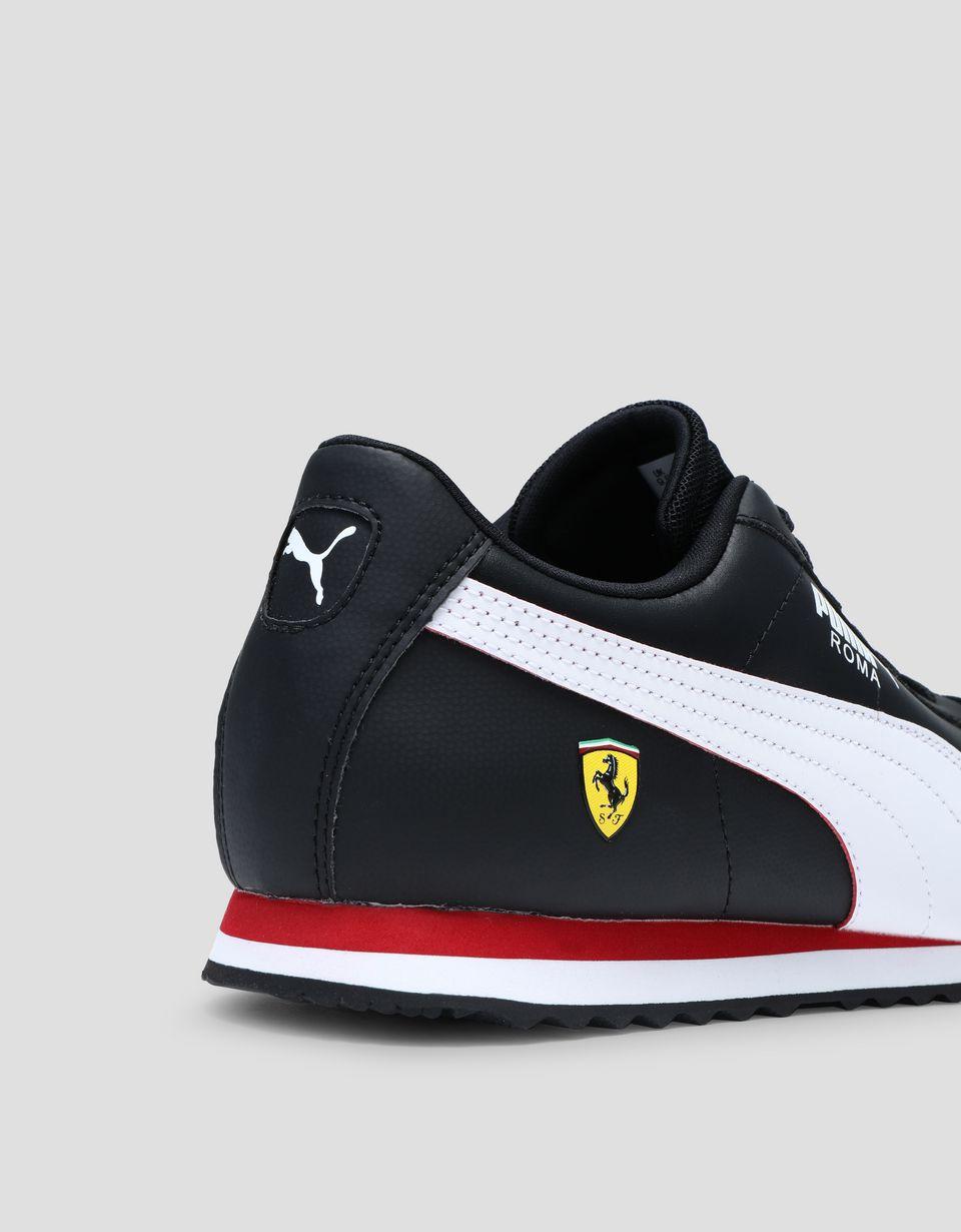 Scuderia Ferrari Online Store - Scarpe uomo Puma Scuderia Ferrari Roma - Scarpe Sportive Active