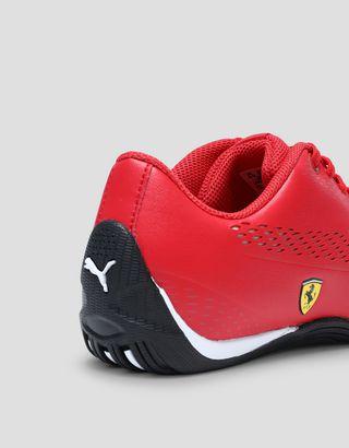 Scuderia Ferrari Online Store - Puma Scuderia Ferrari Drift Cat 5 Ultra II Shoes for boys - Active Sport Shoes