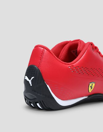 Scuderia Ferrari Online Store - Puma Scuderia Ferrari Drift Cat 5 Ultra II Shoes for boys - Active Sport Shoes